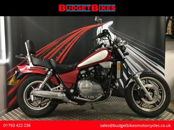View our HONDA VF700