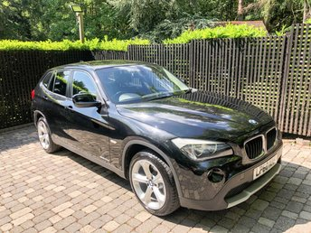 2011 BMW X1 2.0 SDRIVE20D SE 5d AUTO 174 BHP £8495.00