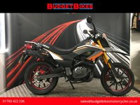 USED 2015 15 KEEWAY TX125 125cc 125