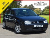 USED 2001 51 VOLKSWAGEN GOLF 2.0 GTI 3d 114 BHP PX TO CLEAR SOLD AS SEEN