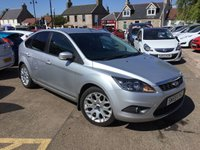 USED 2009 59 FORD FOCUS 1.8 ZETEC 5d 125 BHP FANTASTIC LOW MILEAGE EXAMPLE NOW AVAILABLE AT OUR TRANENT BRANCH