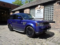 USED 2011 60 LAND ROVER RANGE ROVER SPORT 3.0 TDV6 HSE 5d AUTO 245 BHP (Now Sold)