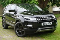 USED 2013 13 LAND ROVER RANGE ROVER EVOQUE 2.2 SD4 PURE [TECH PACK] AUTO  [190 BHP]
