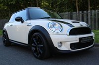 USED 2013 13 MINI HATCH COOPER 2.0 COOPER SD 3d AUTO 141 BHP A LOW MILEAGE CAR WITH FULL MINI HISTORY AND GOOD SPEC!!!
