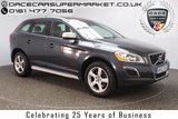 USED 2012 62 VOLVO XC60 2.0 D4 R-DESIGN 5DR AUTO LEATHER SEATS 161 BHP FULL SERVICE HISTORY + LEATHER SEATS + PARKING SENSOR + CRUISE CONTROL + MULTI FUNCTION WHEEL + RADIO/CD/AUX + ELECTRIC WINDOWS + ELECTRIC MIRRORS + 18 INCH ALLOY WHEELS