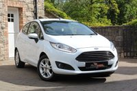 USED 2015 FORD FIESTA 1.2 ZETEC 3d 81 BHP Great condition through out, Low Miles ,Air con, Blue tooth
