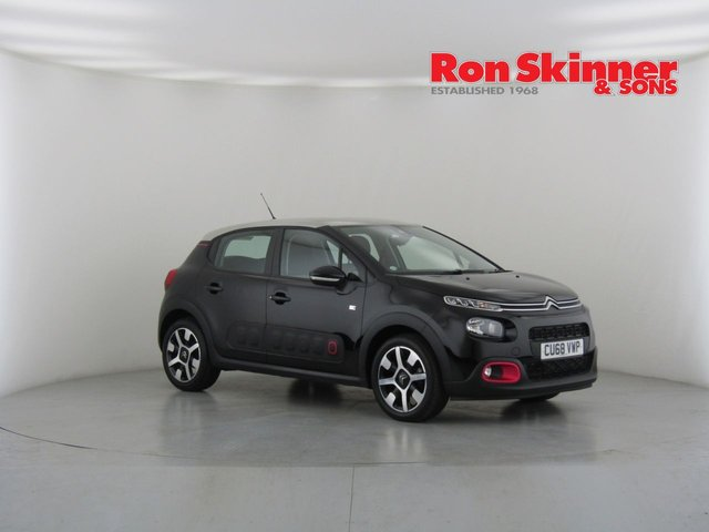 View our 2018 68 CITROEN C3 1.2 PURETECH ELLE 5d 82 BHP