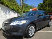 USED 2009 59 FORD MONDEO 2.0 EDGE 5d 145 BHP GUARANTEED TO BEAT ANY 'WE BUY ANY CAR' VALUATION ON YOUR PART EXCHANGE