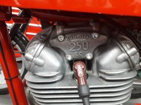 USED 1972 K DUCATI 24 HORAS 250 Sports Classic Fully restored, in superb condition.