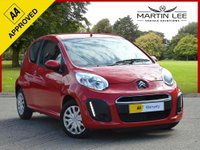 USED 2012 12 CITROEN C1 1.0 VTR 3d 67 BHP FACELIFT CI VTR £0 ROAD TAX LOW MILEAGE WITH FSH
