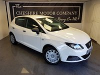 2010 SEAT IBIZA 1.2 S A/C 5d + 2 FORMER KEEPERS + HISTORY + 2 KEYS £3275.00