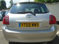 USED 2009 59 TOYOTA AURIS 1.3 TR VVT-I S/S 5d 99 BHP GUARANTEED TO BEAT ANY 'WE BUY ANY CAR' VALUATION ON YOUR PART EXCHANGE