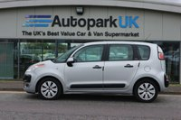 USED 2011 11 CITROEN C3 PICASSO 1.6 PICASSO VTR PLUS HDI 5d 90 BHP LOW DEPOSIT OR NO DEPOSIT FINANCE AVAILABLE