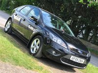 USED 2009 09 FORD FOCUS 1.6 ZETEC 5d 100 BHP [WESTBURY SITE]