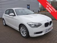 USED 2011 61 BMW 1 SERIES 2.0 116D SE 5d 114 BHP