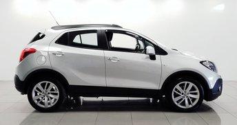 2015 VAUXHALL MOKKA 1.6 EXCLUSIV S/S 5d 114 BHP £7950.00