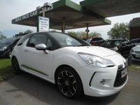 USED 2012 62 CITROEN DS3 1.6 E-HDI AIRDREAM DSPORT PLUS 3d 111 BHP