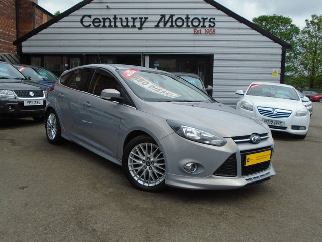 2014 14 FORD FOCUS 1.6 TDCI ZETEC 'S' 5d - APPEARANCE PACK
