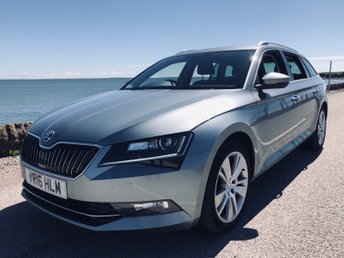 2016 SKODA SUPERB 2.0 SE L EXECUTIVE TDI DSG 5d AUTO 188 BHP £POA