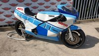 USED 1978 YAMAHA TZ 560 Triple Road Racer Classic Very rare, built by Carl Zeger