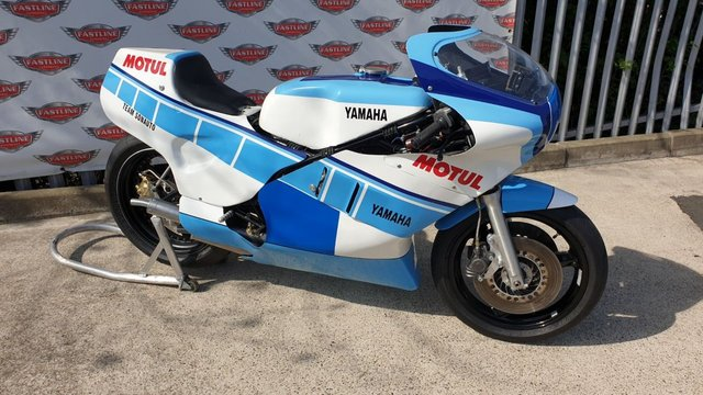 View our YAMAHA TZ