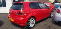 USED 2010 10 VOLKSWAGEN GOLF 2.0 GTD TDI 3d 170 BHP VERY POPULAR GOLF GTD 170 BHP ONLY 2 OWNERS WITH FULL VOLKSWAGON SERVICE HISTORY