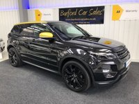 USED 2013 63 LAND ROVER RANGE ROVER EVOQUE 2.2 SD4 SPECIAL EDITION 5d AUTO 190 BHP