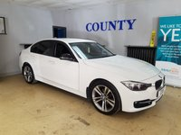 USED 2012 12 BMW 3 SERIES 2.0 320D SPORT 4d 184 BHP * SERVICE HISTORY * 12 MONTHS MOT *