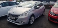 USED 2013 63 PEUGEOT 208 1.6 ICE VELVET 3d 120 BHP 6 Month PREMIUM Cover Warrant - 12 Month MOT (With No Advisories) - Low Rate Finance Packages Available  !!!! VERY RARE GOOD LOOKING LITTLE CAR!!!!