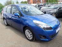 2010 RENAULT SCENIC 1.5 EXPRESSION DCI FAP 5d 109 BHP £3995.00