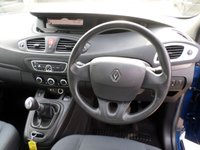 USED 2010 60 RENAULT SCENIC 1.5 EXPRESSION DCI FAP 5d 109 BHP