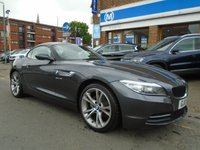 USED 2013 13 BMW Z4 2.0 Z4 SDRIVE18I ROADSTER 2d 155 BHP ONLY 35,000 MILES!