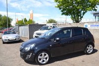 USED 2012 62 VAUXHALL CORSA 1.2 1d  3 Month RAC warranty, Finance Available !!!