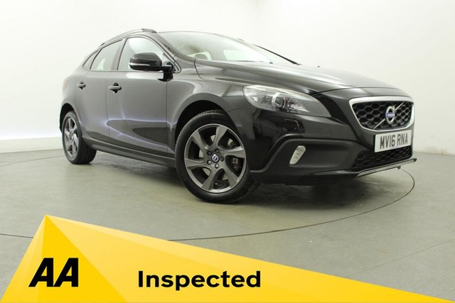 2016 16 VOLVO V40 2.0 D2 CROSS COUNTRY LUX 5d 118 BHP