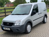 USED 2013 13 FORD TRANSIT CONNECT 1.8 T200 LR 1d 74 BHP