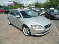 2007 VOLVO S40 2.0 SE D 4d 135 BHP £2499.00