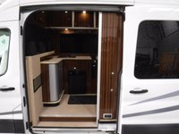USED 2014 14 FORD TRANSIT 2.2 350 H/R P/V 1d 99 BHP LPG Campervan,  Avtex Snipe Dome Fully Automatic Satellite Antenna