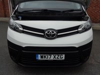 USED 2017 17 TOYOTA PROACE 1.6 L1 BASE 1d 94 BHP