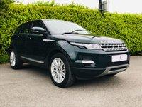 2013 LAND ROVER RANGE ROVER EVOQUE 2.2 SD4 PRESTIGE 5d AUTO 190 BHP £17490.00