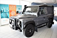 USED 2012 62 LAND ROVER DEFENDER 2.2 TD X-TECH LE HARD TOP 2d 122 BHP