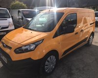 USED 2014 63 FORD TRANSIT CONNECT 1.6 210 P/V 1d 94 BHP