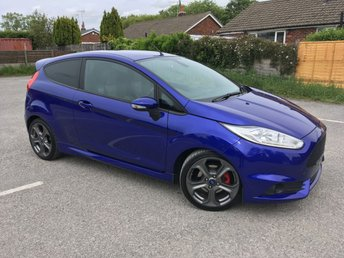 2014 FORD FIESTA 1.6 ST-3 3d 180 BHP £SOLD