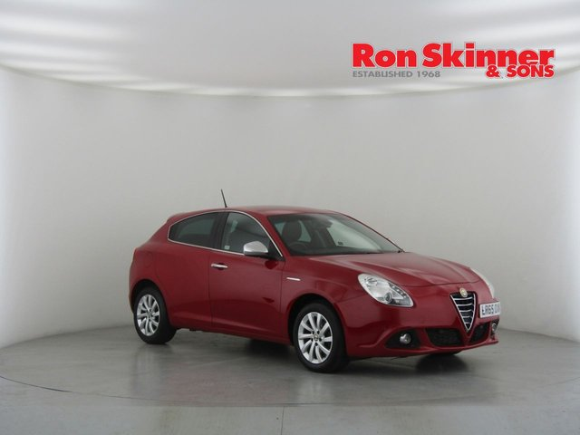 View our 2015 65 ALFA ROMEO GIULIETTA 1.6 JTDM-2 BUSINESS EDITION 5d 120 BHP