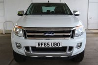 USED 2015 65 FORD RANGER 2.2TDCi LIMITED 4X4 DOUBLE CAB AUTO 150 BHP (NO VAT) Finance? No deposit required and decision in minutes.