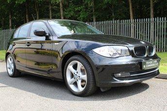 2010 BMW 1 SERIES 2.0 118D SPORT 5d 141 BHP £4750.00
