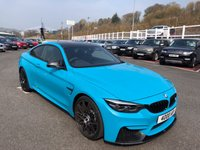 2019 BMW M4 3.0 M4 COMPETITION 2d 444 BHP £54750.00
