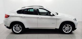 2013 BMW X6 3.0 XDRIVE30D 4d AUTO 241 BHP £16950.00