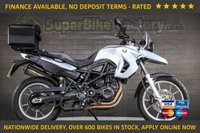 USED 2010 59 BMW F650 GS GOOD & BAD CREDIT ACCEPTED, OVER 600+ BIKES IN STOCK