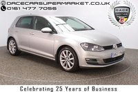 USED 2013 63 VOLKSWAGEN GOLF 2.0 GT TDI BLUEMOTION TECHNOLOGY 5DR 148 BHP £20 12 MONTHS ROAD TAX + BLUETOOTH + CRUISE CONTROL + MULTI FUNCTION WHEEL + DAB RADIO + AIR CONDITIONING + ELECTRIC WINDOWS + ELECTRIC MIRRORS + ALLOY WHEELS
