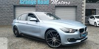 2013 BMW 3 SERIES 2.0 320D EFFICIENTDYNAMICS 4d 161 BHP £9650.00